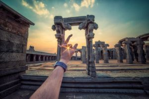 Photography in Hampi